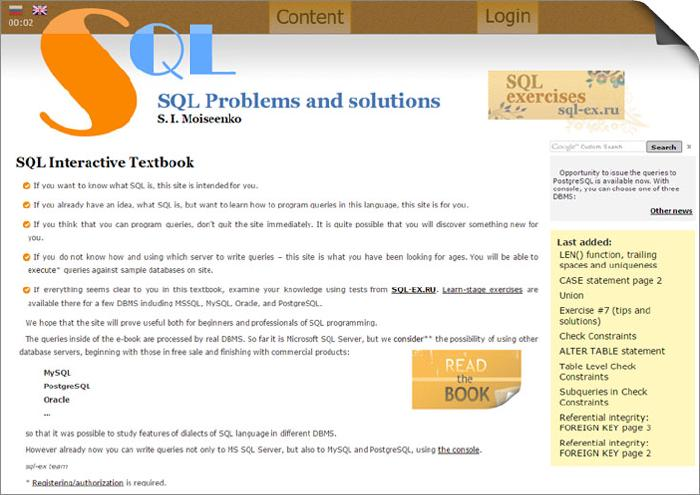 Vertabelo Academy Blog | 18+ Best Online Resources for Learning SQL
